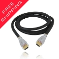 Gold Premium Quality 1.5M HDMI Cable